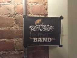 Opening Acoustic for Gregg Allman